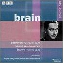 Plays Mozart/Brahms/Beethoven