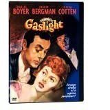 DVD cover for the film Gaslight