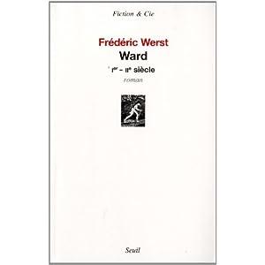 Livre: Ward de Frédéric Werst 31syU-VZb9L._SL500_AA300_