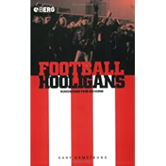 A comprehensive list of Hooligan Related books | Football Hooligans