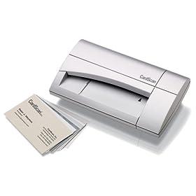 CardScan Executive v8 Business Card Scanner