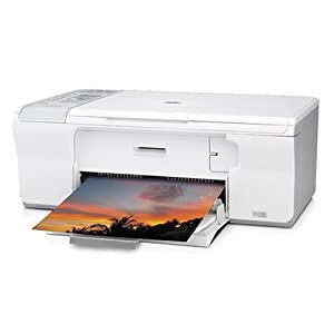 $21 99 barely used HP Deskjet F4280 All in One Printer for sale