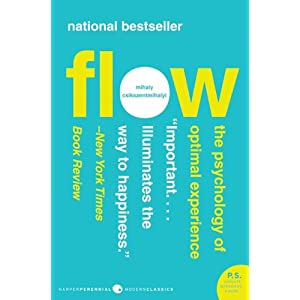 Flow - The Psychology of Optimal Experience (New Rip,390 kbps MP$) - Mihaly Csikszentmihalyi