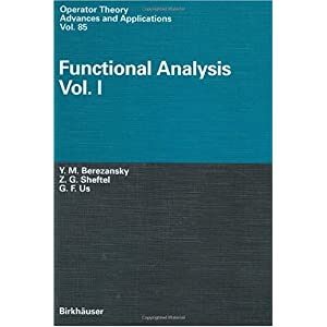 functional analysis  vol i