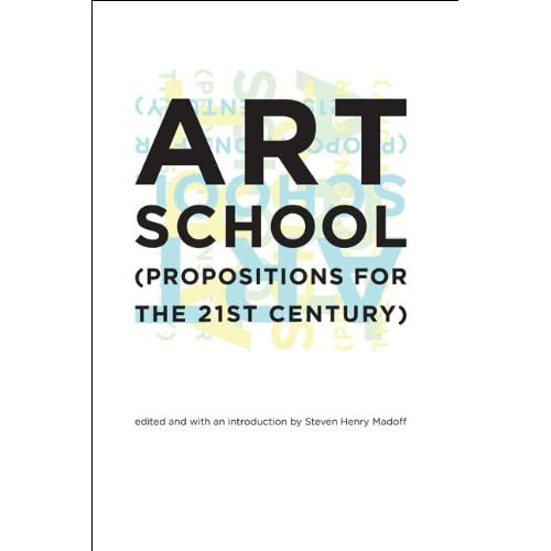 41OvPGPwazL. SS500  Art School: Propostions for the 21st Century