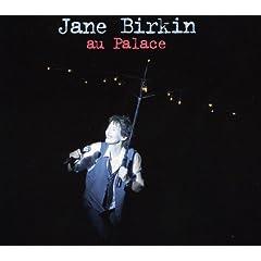 Jane Birkin - Au Palace