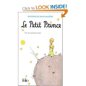 Le petit prince d'Antoine de Saint-Exupery