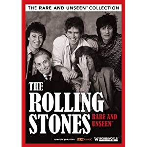 The Rolling Stones - Rare and Unseen (DVD)