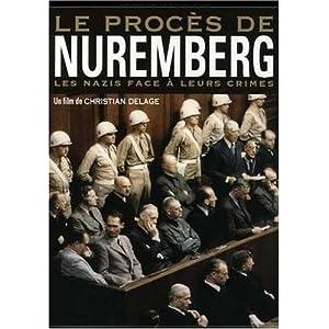 Documentaire sur le Procès de Nuremberg