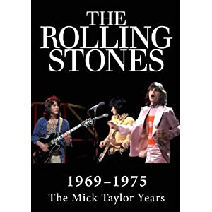 The Rolling Stones - 1969-1974: The Mick Taylor Years (DVD)
