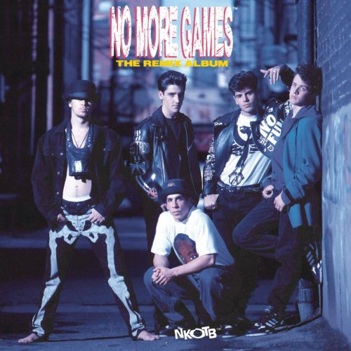 New Kids On The Block - No More Games - The Remix Album