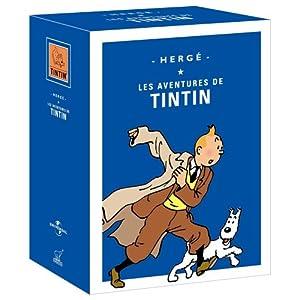 Les aventures de Tintin (Volume 1 à 5)
