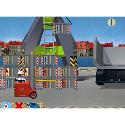 CrimsonRain.Com Playmobil: Construction 摩比小子:建設