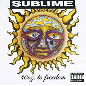Sublime+40+oz+to+freedom+album+cover