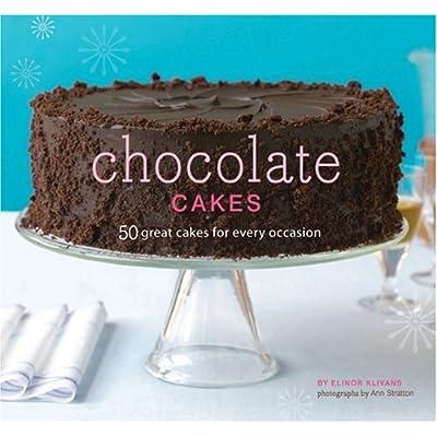 chocolate cake recipe. Makes 9 to 12 servings of cake