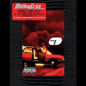 Motley Crue - Music To Crash Your Car To: Volume 1 (4CD)