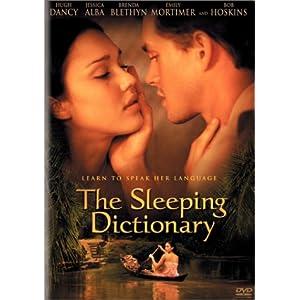 jessica alba nude sleeping dictionary