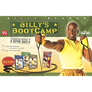 billy blanks band adjustment