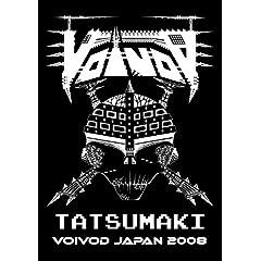 Voivod - Tatsumaki: Voivod Japan 2008 (DVD)