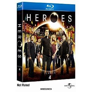 Heroes – Saison 4
