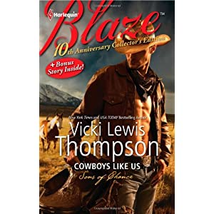 Cowboys Like Us - Vicki Lewis Thompson