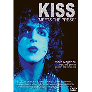 KISS - Meets the Press (DVD)