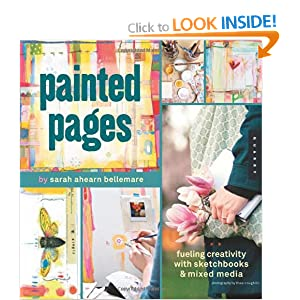 Painted Pages: Fueling Creativity with Sketchbooks and Mixed Media