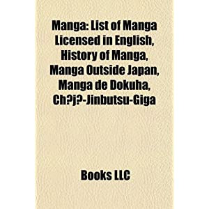 Manga: List of Manga Licensed in English, History of Manga, Manga ...