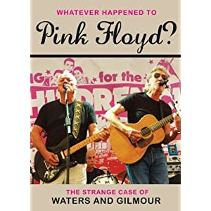 Pink Floyd - Whatever Happened to Pink Floyd? The Strange Case of Waters and Gilmour (DVD)