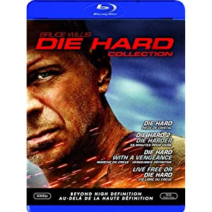 Coffret de collection Die Hard