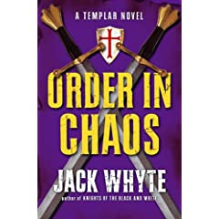 Order in Chaos, book 3 in the Templar Trilogy