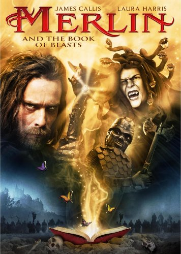 Мерлин и книга чудовищ / Merlin and the Book of Beasts (2009) DVDRip