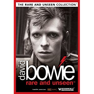 David Bowie - Rare and Unseen (DVD)