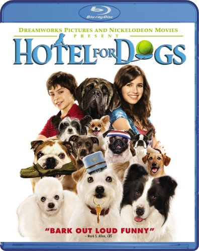 Hotel for Dogs / Отель для собак (2009)