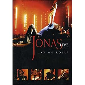 Jonas - Live... As We Roll (DVD)