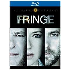 Fringe: saison 1 en Blu-ray