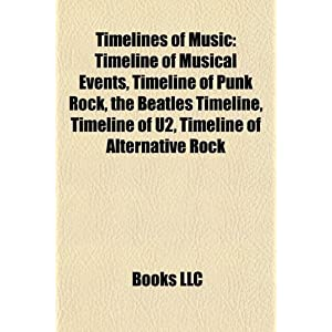 Timeline Of Punk Rock | RM.