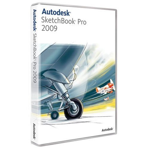 Autodesk SketchBook Pro 2012 full screenshot