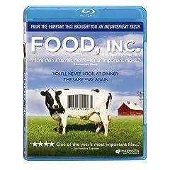 Le documentaire Food Inc. en DVD ou en Blu-ray