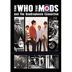 The Who - The Who, The Mods and The Quadrophenia Connection (DVD)