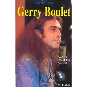 Mario Roy - Gerry Boulet : Avant de m'en aller