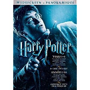 Coffret d 39 harry potter en dvd id e cadeau qu bec - Idee cadeau harry potter ...