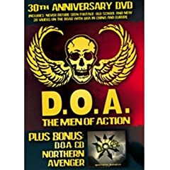 D.O.A. - The Men of Action (DVD)