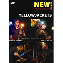 "Featured recording ""Yellowjackets  New Morning: The Paris Concert"""
