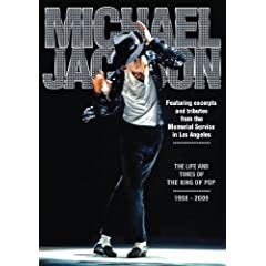 Michael Jackson - The Life and Times of the King of Pop 1958-2009 (DVD)