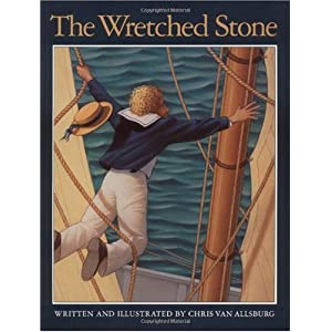 Chris Van Allsburg, The Wretched Stone
