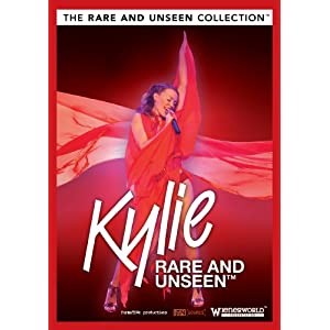 Kylie - Rare and Unseen (DVD)