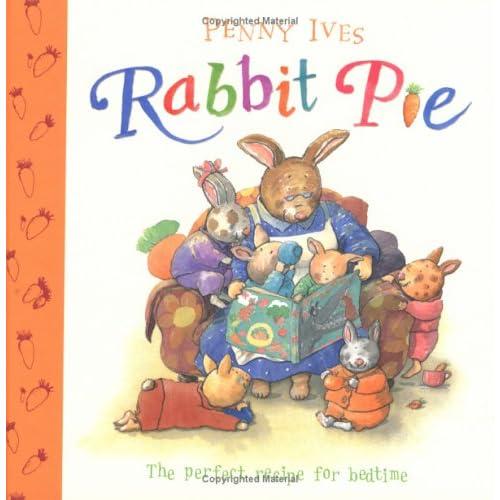 how to make rabbit pie