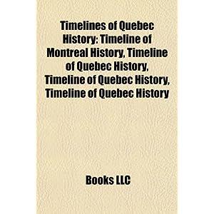 Timeline Of Quebec History | RM.
