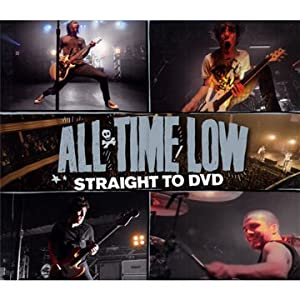 All Time Low - Straight to DVD (DVD + CD)